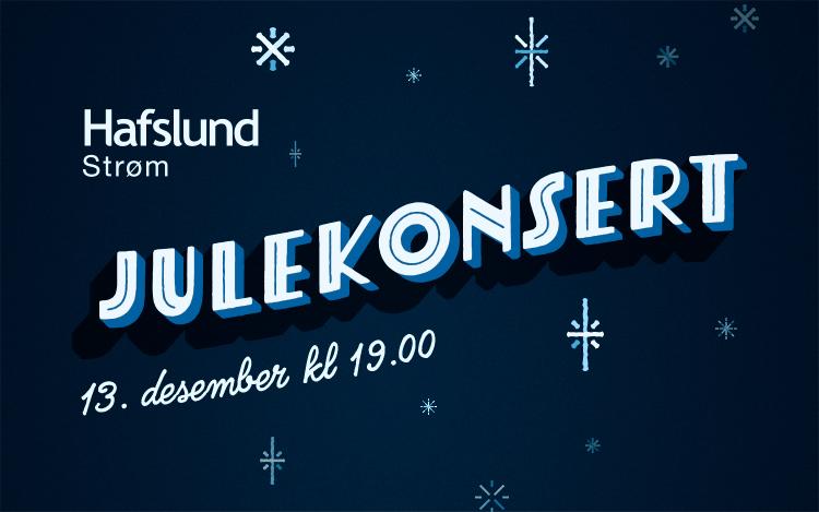 Hafslund Strøm Julekonsert